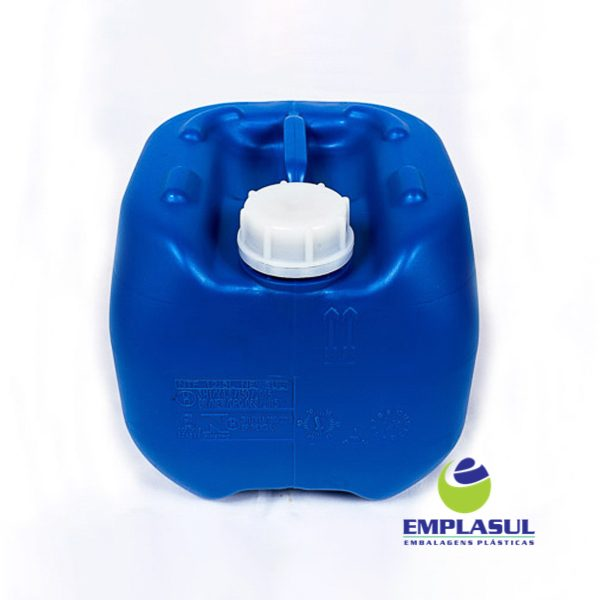 Bombona 12,5 Litros de plástico da marca Emplasul