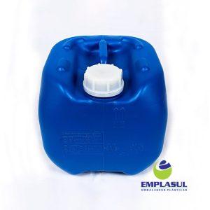 Bombona 12,5 Litros higienizada de plástico da marca Emplasul