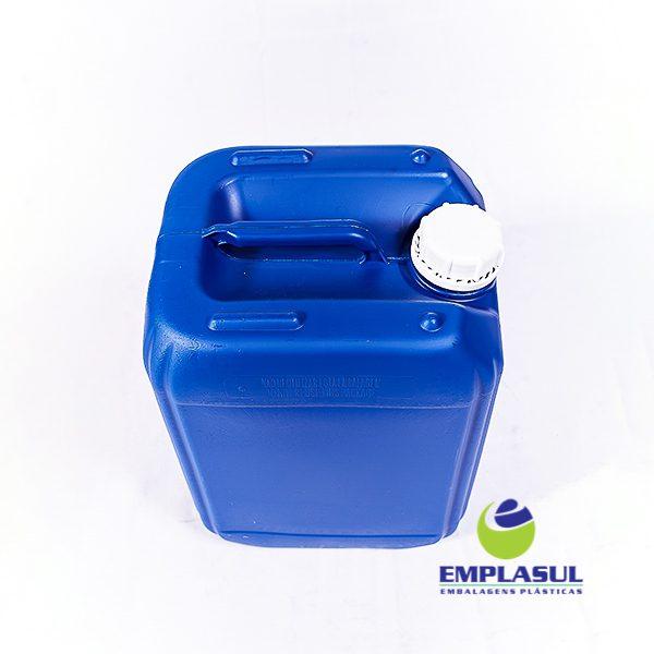 Bombona 20 Litros Azul de plástico da marca Emplasul