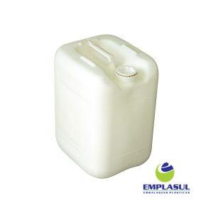 Bombona 20 Litros Higienizada Branca de plástico da marca Emplasul