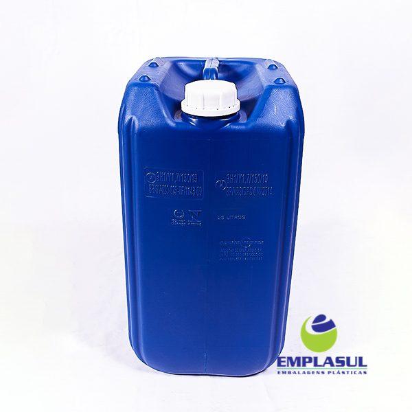 Bombona 25 Litros de plástico da marca Emplasul