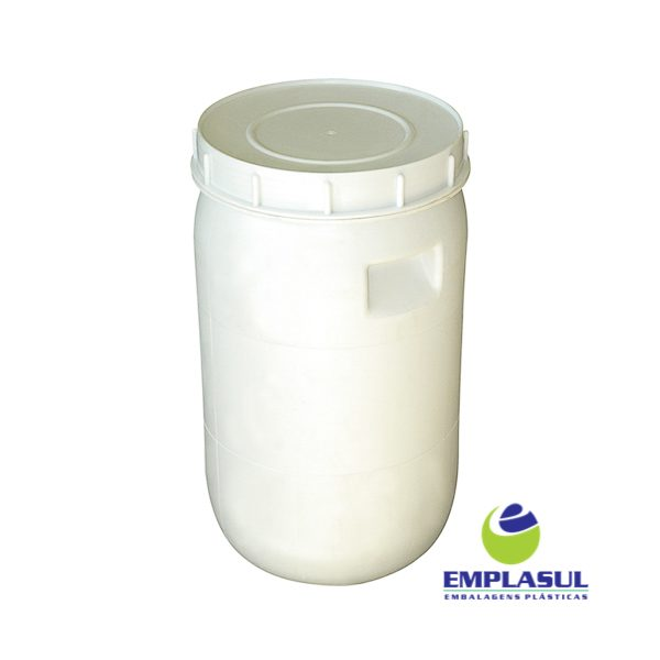Bombona 40 Litros Higienizada Branca da marca EmplasulBombona 40 Litros Branca Higienizada da marca Emplasul