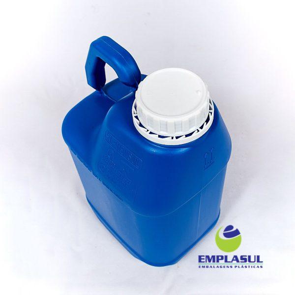 Bombona 5 Litros Agro de plástico da marca Emplasul