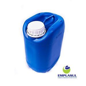 Bombona 5 Litros Empilhável de plástico da marca Emplasul