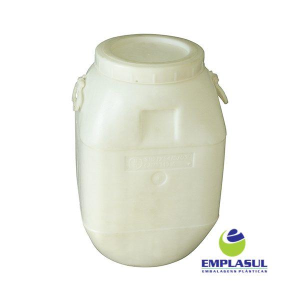 Bombona 50 Litros Higienizada Branca da marca Emplasul
