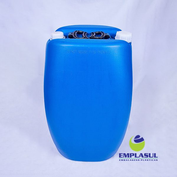 Bombona 60 Litros Azul de plástico da marca EmplasulBombona 60 Litros Azul de plástico da marca Emplasul