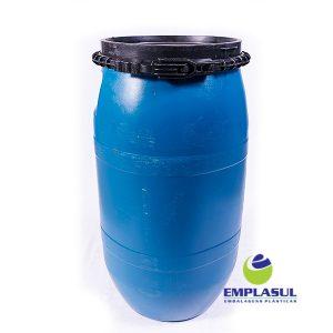 Bombona 80 Litros Azul Higienizada da marca Emplasul