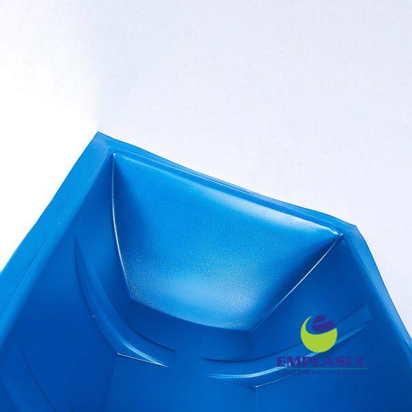 Cocho 100 Litros de plástico da marca Emplasul