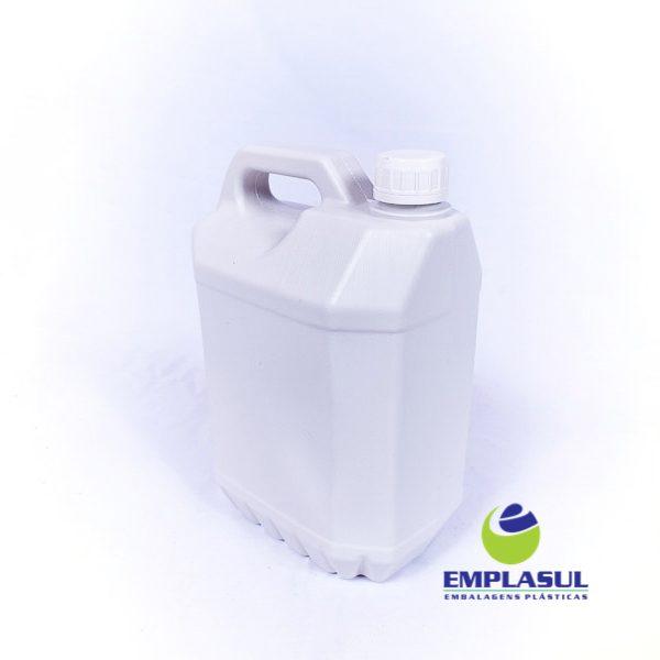 Bombona 5 Litros Branca da marca Emplasul