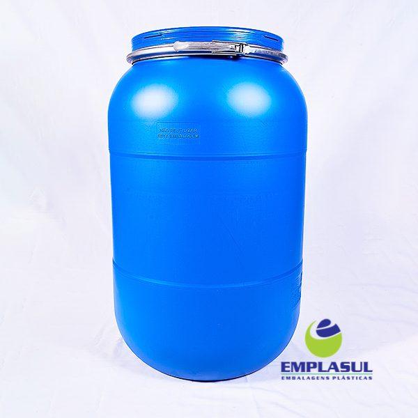 Bombona 200 Litros Oval de plástico da marca Emplasul