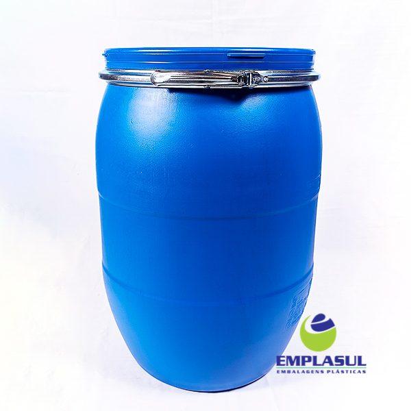 Bombona 100 Litros Cilíndrica de plástico da marca Emplasul