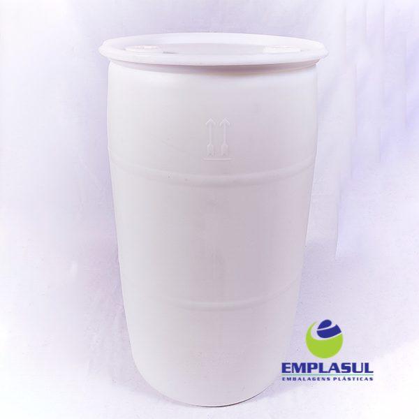 Bombona 120 Litros Higienizada de plástico da marca Emplasul