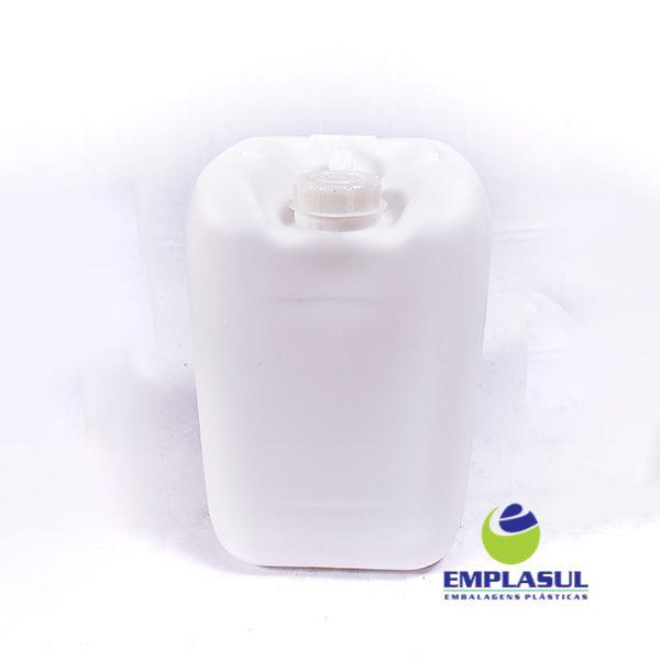 Bombona 20 Litros Natural Higienizada de plástico da marca Emplasul