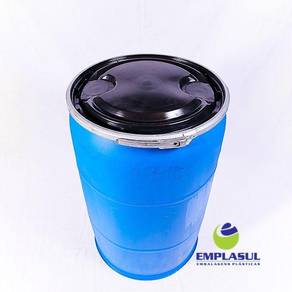 Bombona 200 Litros Reta Higienizada da marca Emplasul