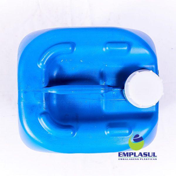 Bombona 25 Litros Azul Higienizada de plástico da marca Emplasul