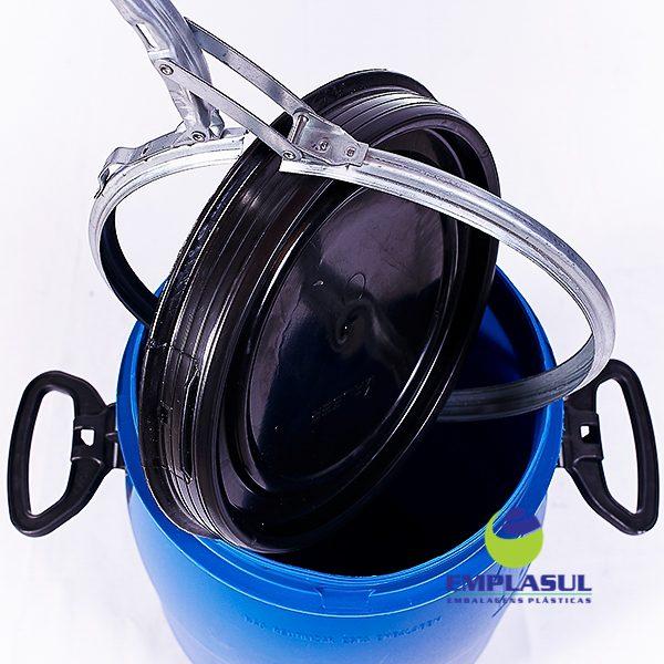 Bombona 30 Litros Cilíndrica de plástico da marca Emplasul